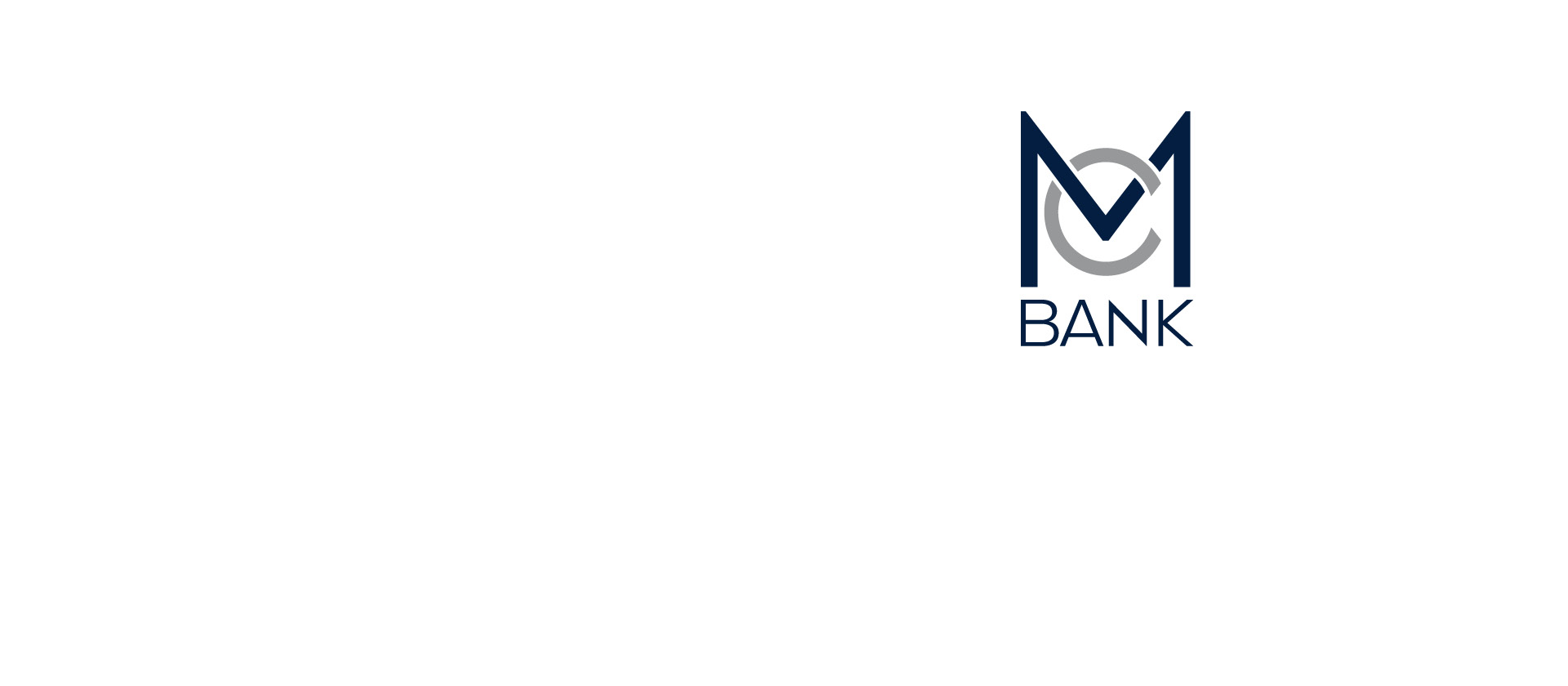 MCBank Welcome Banner
